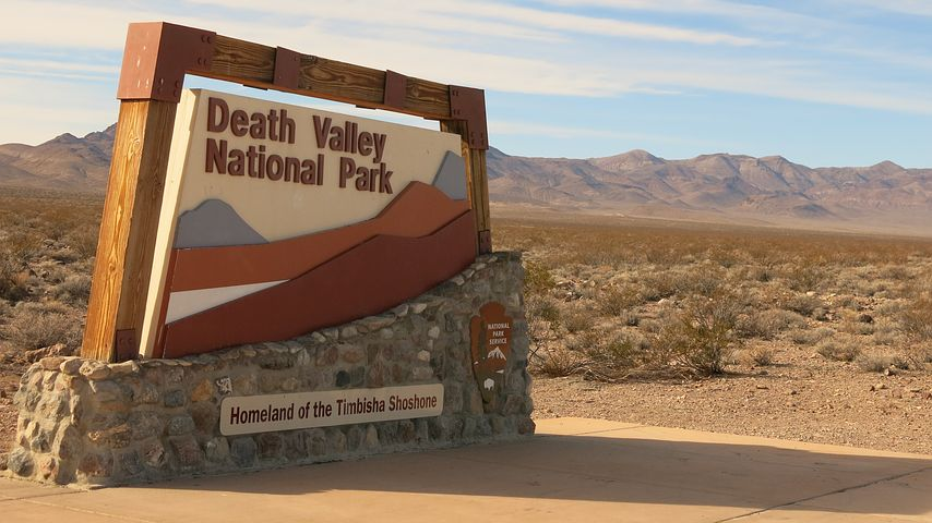 national park - death valley